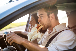 Fellows Hymowitz Personal Injury Law Distracted Driving Attorneys