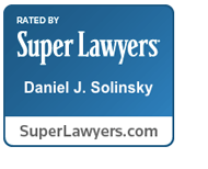Daniel Solinsky Super Lawyer