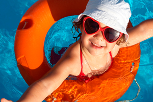 Support Swimming Pool Safety This Summer. Accidents Happen, So Be Aware.